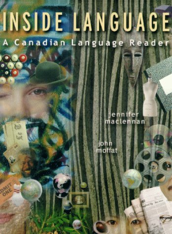 INSIDE LANGUAGE:CANADIAN LANG. 1st edition cover