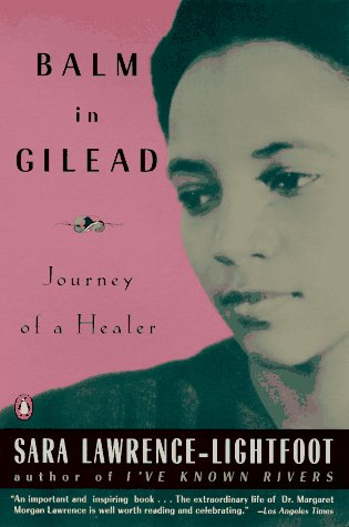 Balm in Gilead Journey of a Healer N/A 9780140249675 Front Cover