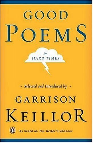Good Poems for Hard Times  N/A edition cover