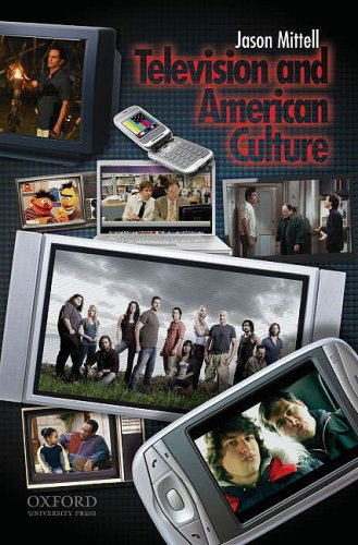 Television and American Culture   2009 9780195306675 Front Cover