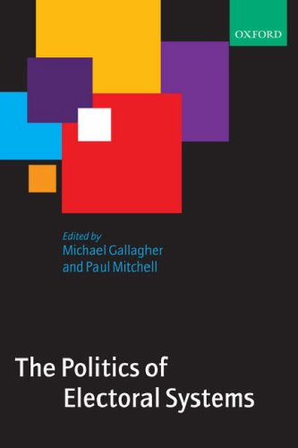 Politics of Electoral Systems   2007 edition cover