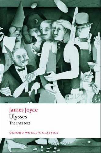 Ulysses   2008 edition cover