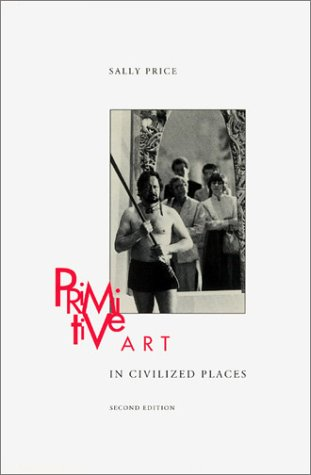 Primitive Art in Civilized Places  2nd 2001 edition cover