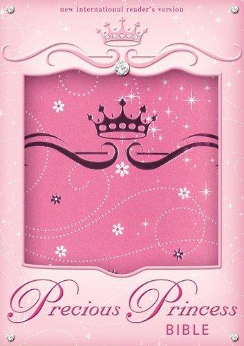 Nirv Precious Princess Bible  Revised 9780310743675 Front Cover