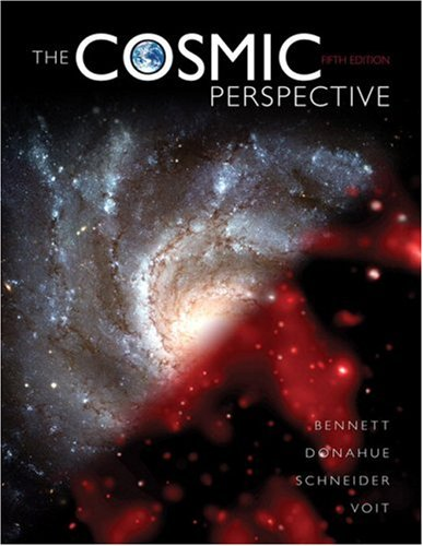 Cosmic Perspective  5th 2008 9780321505675 Front Cover