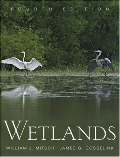 Wetlands  4th 2007 (Revised) edition cover