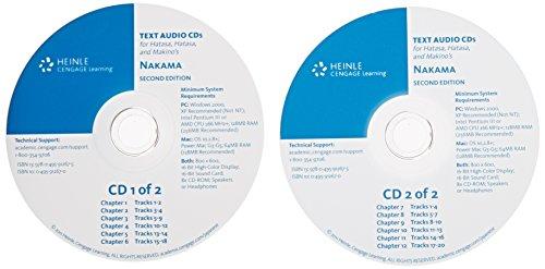 Nakama  2nd 2011 edition cover