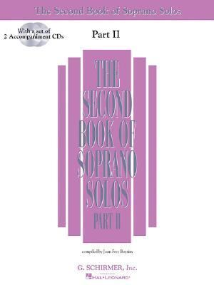 Second Book of Soprano Solos  N/A edition cover