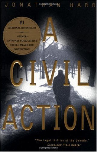 Civil Action   1996 9780679772675 Front Cover