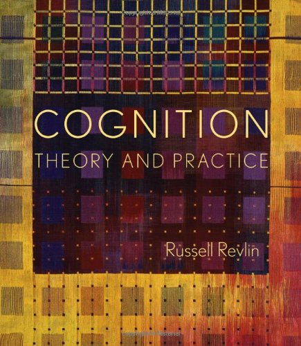 Cognition Theory and Practice  2013 edition cover