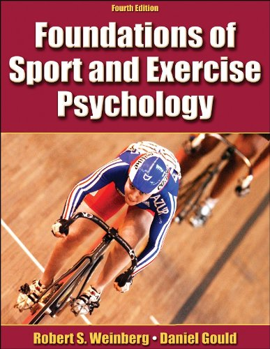 Foundations of Sport and Exercise Psychology  4th 2006 edition cover