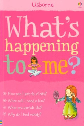 What's Happening to Me? (Girls Edition)  N/A edition cover