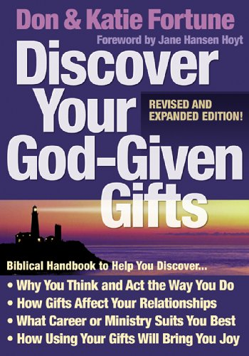 Discover Your God-Given Gifts   2009 (Revised) edition cover