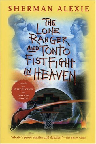 Lone Ranger and Tonto Fistfight in Heaven   2005 edition cover