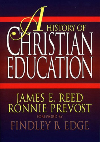 History of Christian Education  N/A edition cover