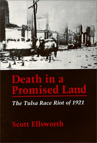 Death in a Promised Land The Tulsa Race Riot of 1921  1982 edition cover
