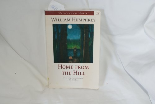 Home from the Hill  N/A 9780807120675 Front Cover