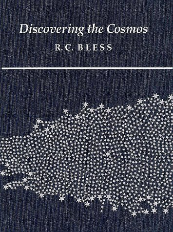 Discovering the Cosmos   1996 9780935702675 Front Cover