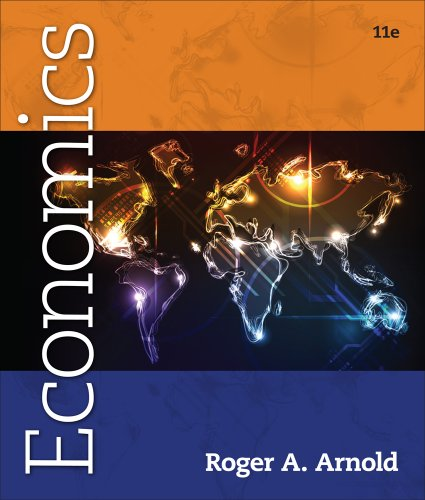 Economics (Book Only)  11th 2014 edition cover