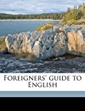 Foreigners' Guide to English N/A edition cover