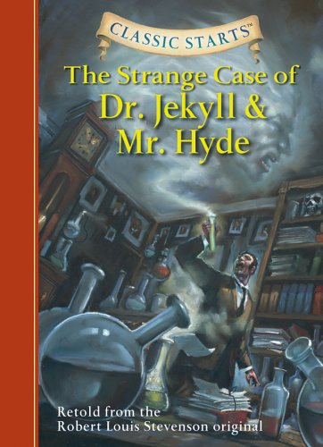 Strange Case of Dr. Jekyll and Mr. Hyde   2006 9781402726675 Front Cover