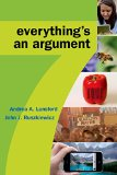Everything's an Argument:   2015 edition cover
