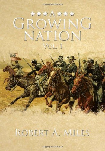 Growing Nation A History of the 1800's Southwest  2013 9781483635675 Front Cover