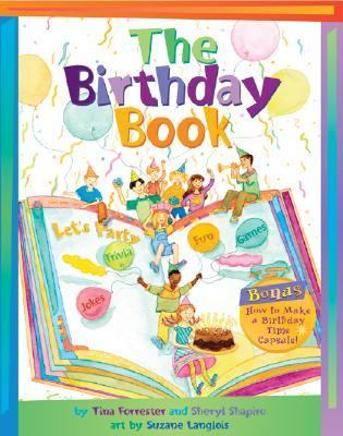 Birthday Book   2003 9781550377675 Front Cover