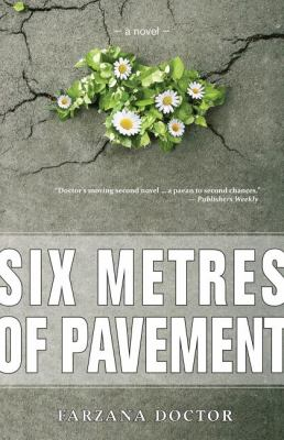 Six Metres of Pavement   2011 9781554887675 Front Cover