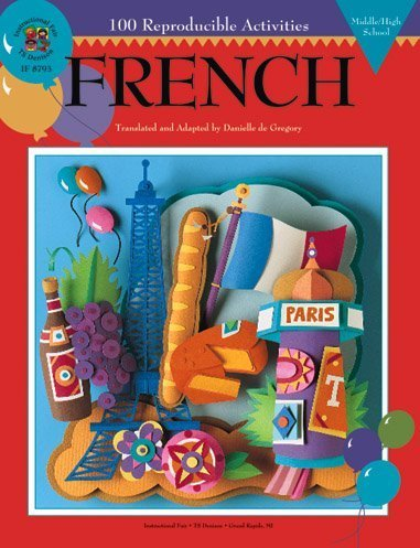 French, Grades 6   1999 edition cover