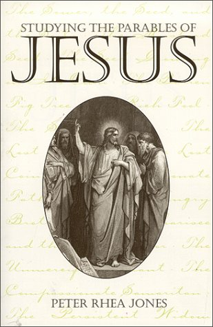 Studying the Parables of Jesus  N/A 9781573121675 Front Cover