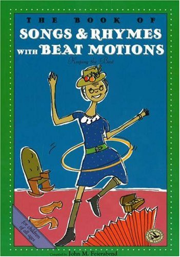 Book of Songs and Rhymes with Beat Motions Let's Clap Our Hands Together  2004 edition cover