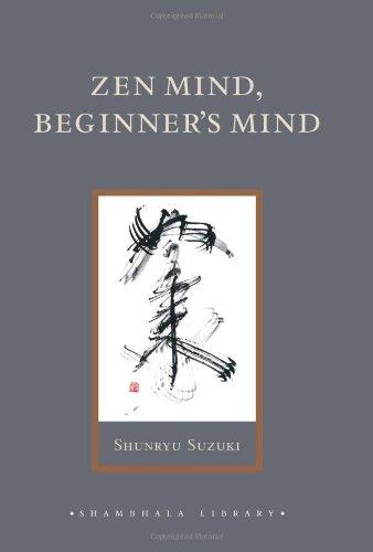Zen Mind, Beginner's Mind   2006 edition cover