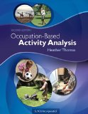 Occupation-Based Activity Analysis  2nd 2015 edition cover