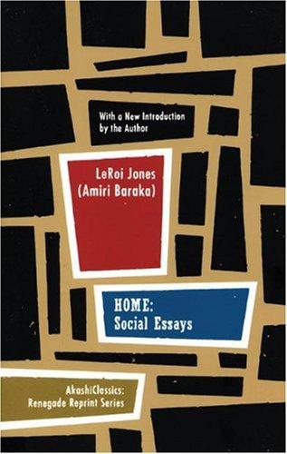 Home Social Essays  2009 edition cover