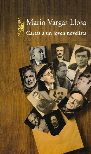 Cartas a Un Joven Novelista   2011 edition cover