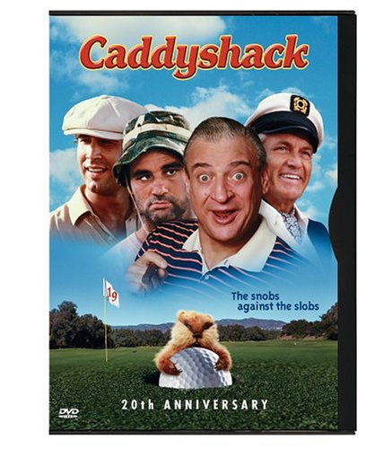 Caddyshack System.Collections.Generic.List`1[System.String] artwork