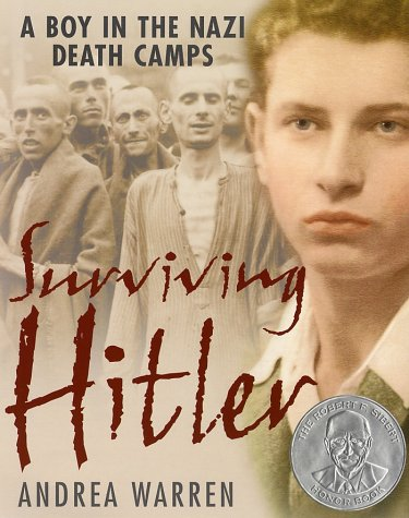 Surviving Hitler A Boy in the Nazi Death Camps N/A 9780060007676 Front Cover
