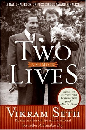 Two Lives A Memoir N/A 9780060599676 Front Cover