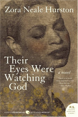 Their Eyes Were Watching God A Novel  2006 9780060838676 Front Cover