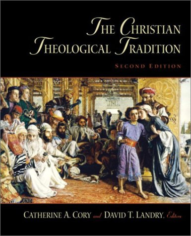 Christian Theological Tradition  2nd 2003 (Revised) edition cover