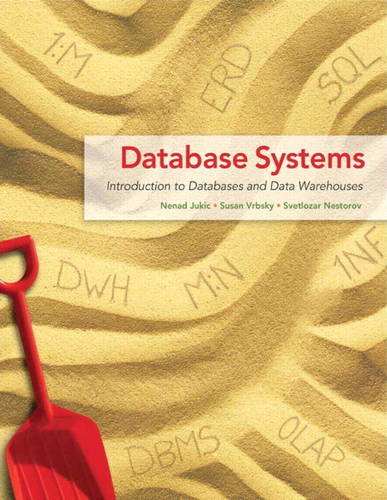 Database Systems Introduction to Databases and Data Warehouses  2014 edition cover