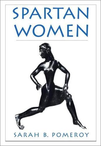 Spartan Women   2002 edition cover