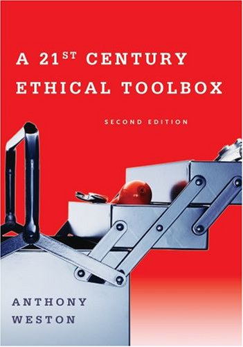 21st Century Ethical Toolbox  2nd 2008 edition cover