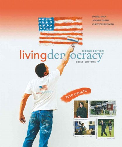 Living Democracy, 2010 Update, Brief National Version  2nd 2011 9780205781676 Front Cover