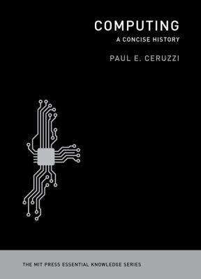 Computing A Concise History  2012 edition cover