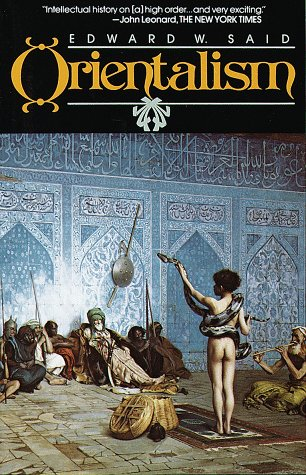 Orientalism  25th 2003 edition cover