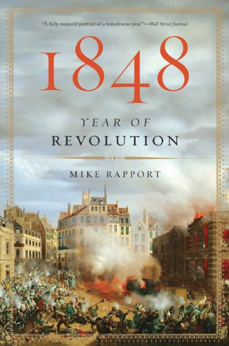 1848 Year of Revolution N/A edition cover