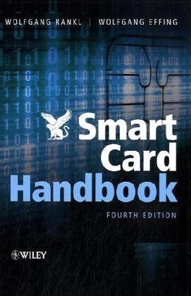 Smart Card Handbook  4th 2010 (Handbook (Instructor's)) 9780470743676 Front Cover