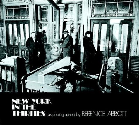 Changing New York   1973 (Reprint) edition cover